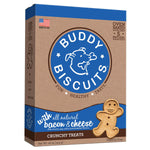 Buddy Biscuits Original Oven Baked Crunchy Treats Bacon and Cheese 16 ounces