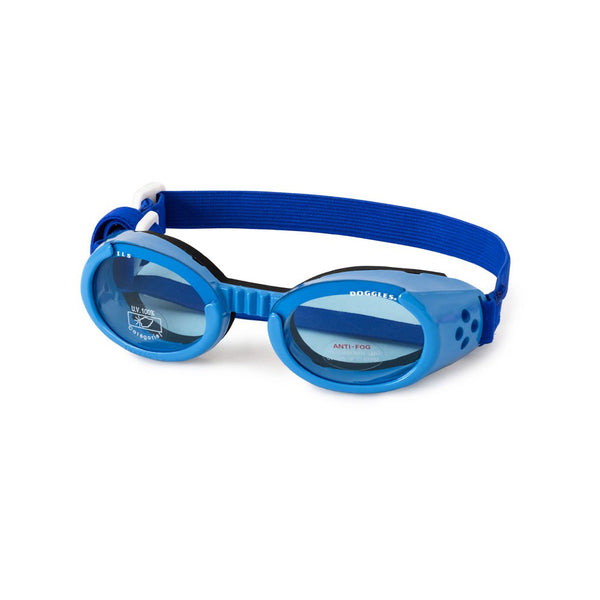 Doggles ILS Dog Sunglasses Extra Small Blue / Blue-Dog-Doggles-PetPhenom