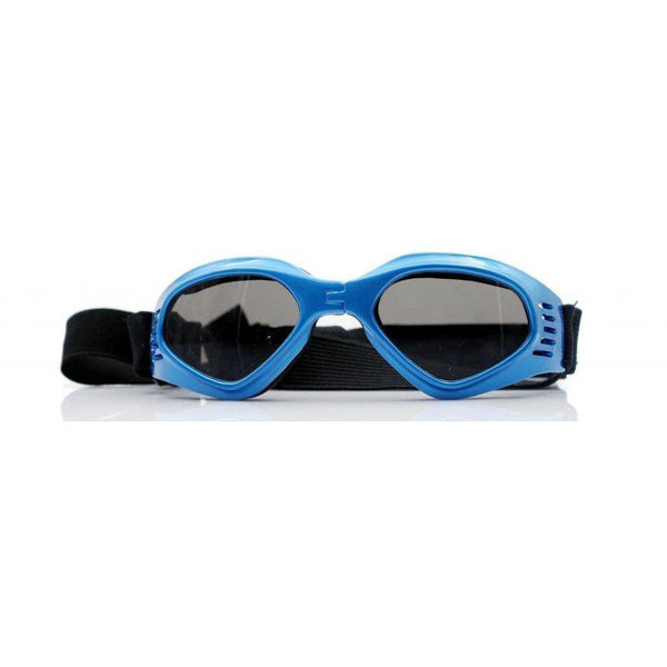 Doggles Originalz Dog Sunglasses Medium Blue / Blue-Dog-Doggles-PetPhenom