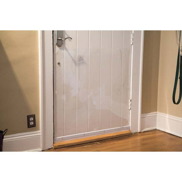 "Cardinal Gates Door Shield Clear 33"" x 35""-Dog-Cardinal Gates-PetPhenom"