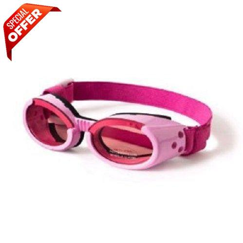 Doggles ILS Pink Frame with Pink Lens Dog Goggles-Dog-Doggles-Medium-PetPhenom