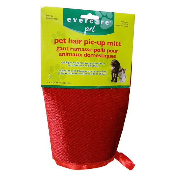 "Evercare Pet Hair Pic-Up Mitt 9.75"" x 6"" x 0.1""-Dog-Evercare-PetPhenom"