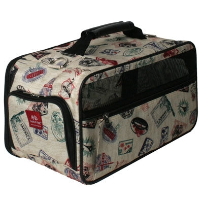 bark n bag® Postage Stamp Classic Carrier -Small-Dog-bark n bag®-PetPhenom