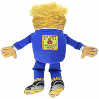 "Fuzzu Presidential Parody Dog or Cat Toy-Dog-Fuzzu-Donald Trump Cat Toy 8""-PetPhenom"