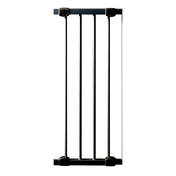 "Kidco Wall Mounted Extension Kit 10"" Black 10"" x 31""-Dog-Kidco-PetPhenom"