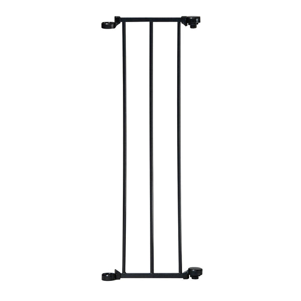 "Kidco Free Standing Extension Kit 9"" Black 9"" x 29.5""-Dog-Kidco-PetPhenom"