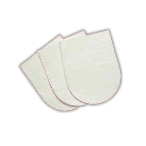 Bowserwear Healers Replacement Gauze Extra Small White
