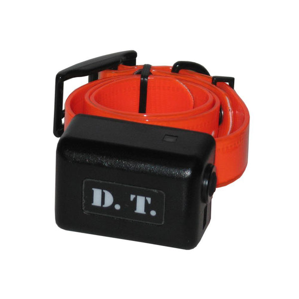 D.T. Systems H2O 1 Mile Dog Remote Trainer Add-On Collar Orange-Dog-D.T. Systems-PetPhenom