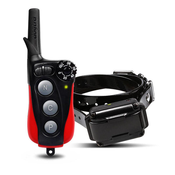 Dogtra Dog Remote Trainer 400 Yard Expandable Black-Dog-Dogtra-PetPhenom