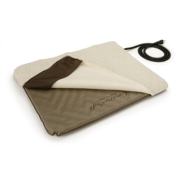 K&H Pet Products Lectro-Soft Cover Medium Beige-Dog-K&H Pet Products-PetPhenom