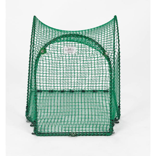 "Kittywalk Single T-Connect Unit Outdoor Cat Enclosure Green 24"" x 24"" x 24""-Cat-Kittywalk-PetPhenom"