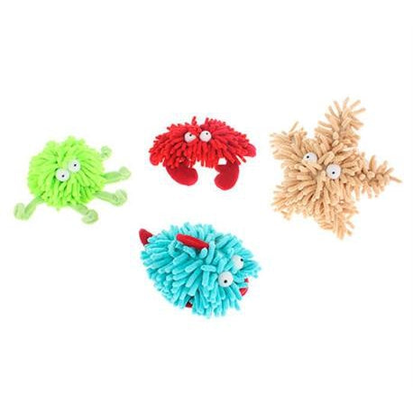 MultiPet Sea Shammies Floppy Haired Sea Creatures -Crab-Dog-MultiPet-PetPhenom