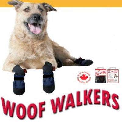 Muttluks Woof Walkers - XXS - Black-Dog-Muttluks-PetPhenom