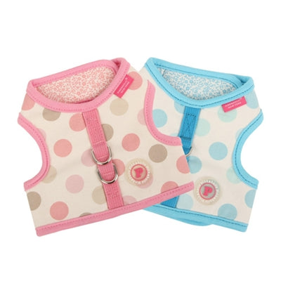Pinkaholic® TENDERFOOT PINKA HARNESS - Sky Blue - Medium-Dog-Pinkaholic®-PetPhenom