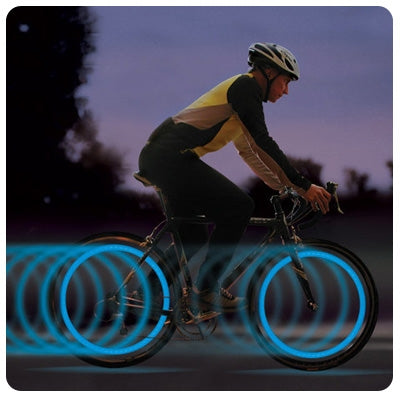 Nite-Ize® SpokeLit - LED Bike Light and Safety Flasher for Spokes -Disc-O (#NI-SKL-03-07)-Dog-Nite-Ize®-PetPhenom