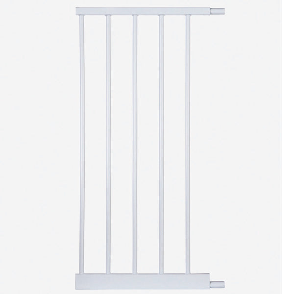"North States Auto-Close Gate 1 Bar Extension White 14"" x 30""-Dog-North States-PetPhenom"