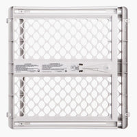 "North States Pet Gate III Pressure Mounted White 26"" - 42"" x 26""-Dog-North States-PetPhenom"