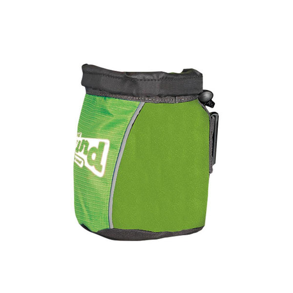 "Outward Hound Dog Treat N Ball Bag Green 7"" x 6"" x 1""-Dog-Outward Hound-PetPhenom"