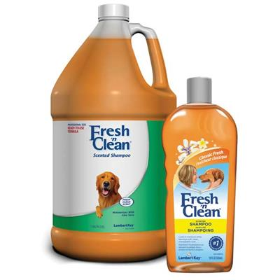 Pet-Ag Fresh 'n Cln Scented Shampoos -1 Gallon-Dog-Pet-Ag-PetPhenom