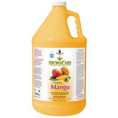 PPP - Professional Pet Products PPP AromaCare Detangling Mango Shampoo - Gallon-Dog-Professional Pet Products-PetPhenom