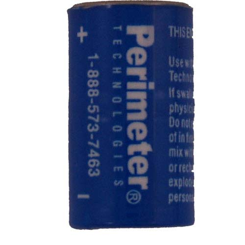 Perimeter Technologies Receiver Battery Year Supply-Dog-Perimeter Technologies-PetPhenom