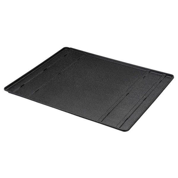 "Richell Convertible Floor Tray Black 41.3"" - 79.9"" x 33.9"" x 0.8""-Dog-Richell-PetPhenom"