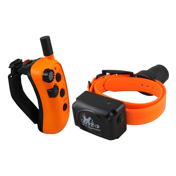 D.T. Systems R.A.P.T. 1450 Upland Beeper Expandable Remote Dog Trainer Orange-Dog-D.T. Systems-PetPhenom