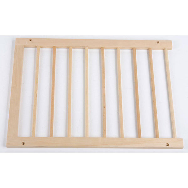"Cardinal Gates Extension For Step Over Free Standing Gate Natural Wood 22"" x 2"" x 20"""