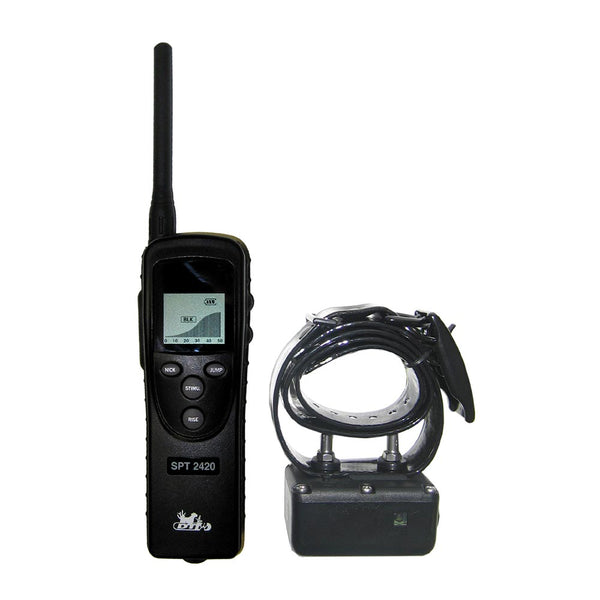 D.T. Systems Super Pro e-Lite 3.2 Mile Remote Dog Trainer-Dog-D.T. Systems-PetPhenom
