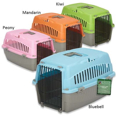 Cruising Companion Carry Me Crate - Medium - Bluebell-Dog-Cruising Companion-PetPhenom