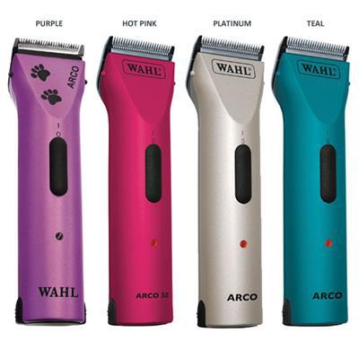 Wahl Wahl Arco Cordless Clipper Kit -Hot Pink-Dog-Wahl-PetPhenom