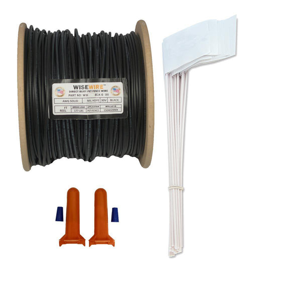 PSUSA WiseWire® 18 gauge Boundary Wire Kit 500ft