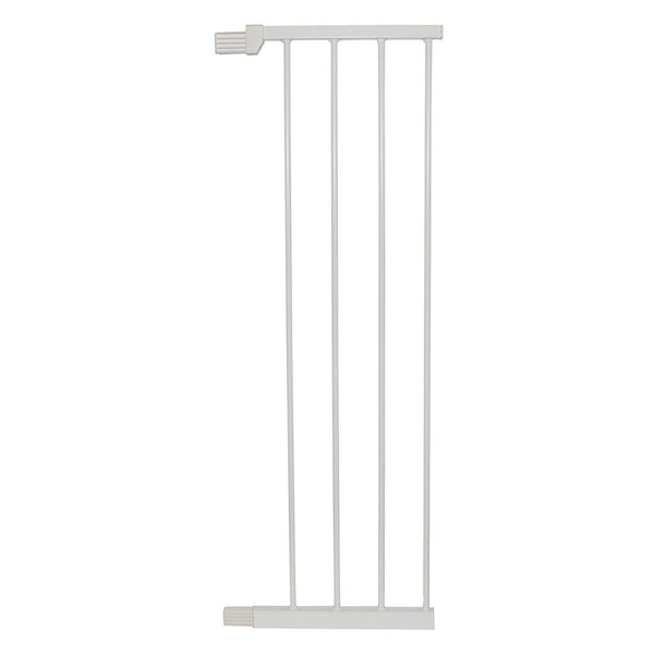 "Cardinal Gates Extra Tall Premium Pressure Pet Gate Extension White 11"" x 2"" x 36""-Dog-Cardinal Gates-PetPhenom"