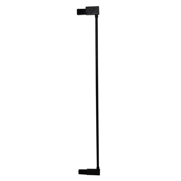 "Cardinal Gates Extra Tall Premium Pressure Pet Gate Extension Black 2.75"" x 2"" x 36""-Dog-Cardinal Gates-PetPhenom"