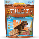 Zuke's Z-Filets Select Grain Free Dog Treat Grilled Beef 7.5 oz.-Dog-Zuke's-PetPhenom