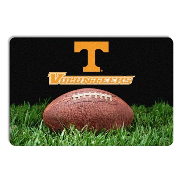 GameWear Tennessee Volunteers Classic Football Pet Bowl Mat-Sports Fans-GameWear-PetPhenom