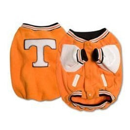 SportyK9 Tennessee Volunteers Pet Varsity Jacket - X-Large-Sports Fans-SportyK9-PetPhenom