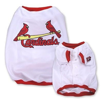 SportyK9 St. Louis Cardinals Dog Jersey - Alternate Style - X-Large-Sports Fans-SportyK9-PetPhenom