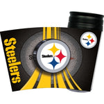 Hunter Pittsburgh Steelers Acrylic Tumbler w/ Lid-Sports Fans-Hunter-PetPhenom