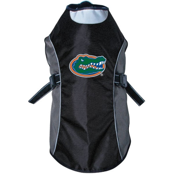 Hunter Florida Gators Water Resistant Reflective Pet Jacket - X-Large-Sports Fans-Hunter-PetPhenom