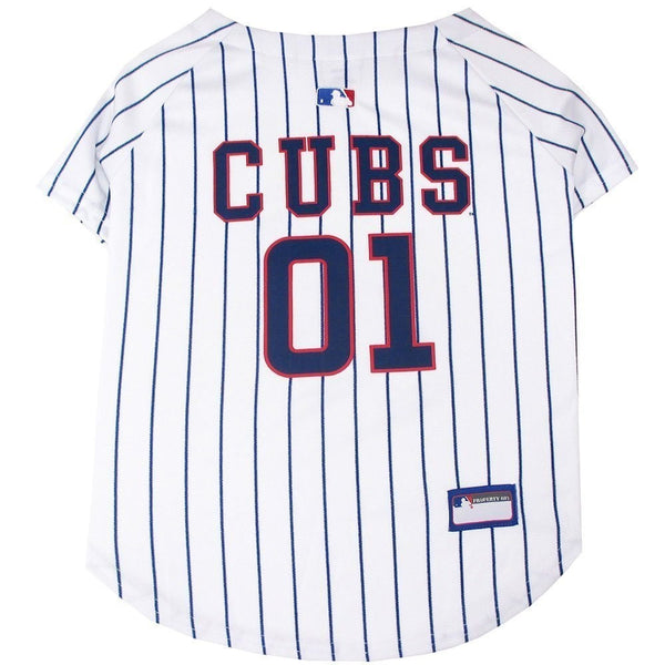 Pets First Chicago Cubs Pet Jersey - 3XL-Sports Fans-Pets First-PetPhenom