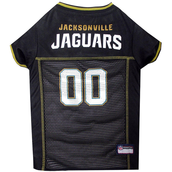 Pets First Jacksonville Jaguars Pet Jersey - XX-Large-Sports Fans-Pets First-PetPhenom