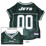 Pets First New York Jets Dog Jersey - XX-Large-Sports Fans-Pets First-PetPhenom