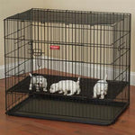 ProSelect® ProSelect® Puppy Playpen with Plastic Pan -Small-Dog-ProSelect-PetPhenom