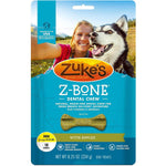 Zuke's Z-Bones Grain Free Edible Dental Chews Clean Apple Crisp 18 count Small-Dog-Zuke's-PetPhenom