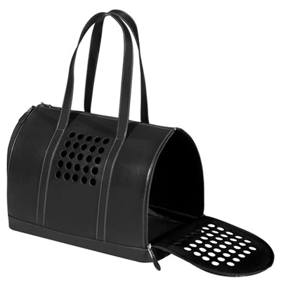 bark n bag® Carrier One in Black-Dog-bark n bag®-PetPhenom