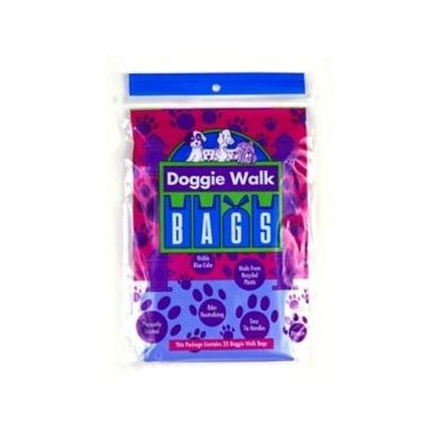 Doggie Walk Bags Classic Bag/Pouches - Bulk Kit - 60 Pouches of 70 Bags - Black/Unscented-Dog-Doggie Walk Bags-PetPhenom