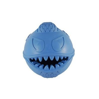 "Jolly Pets, Inc. The Monster Ball™ - 3.5"" Blue-Dog-Jolly Pets, Inc.-PetPhenom"