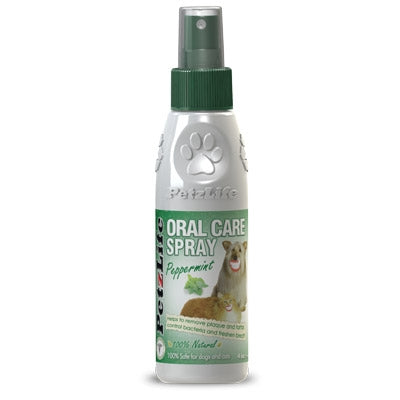 PetzLife PetzLife Oral Care SPRAY - 4 oz.-Dog-PetzLife-PetPhenom
