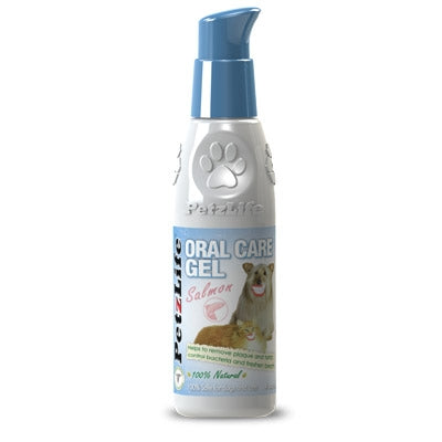 PetzLife PetzLife Oral Care GEL w/Salmon Oil - 4oz.-Dog-PetzLife-PetPhenom